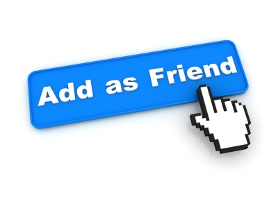 Friend Button